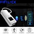 Fipilock умный Bluetooth замок для отпечатков пальцев Электрический биометрический дверной замок USB Перезаряжаемый Водонепроницаемый замок для до...