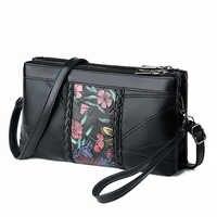 Women Small Shoulder Bags 100% Genuine Leather Bags For Ladies Female Crossbody Bags Luxury Designer Handbag Clutch Bag Wallet