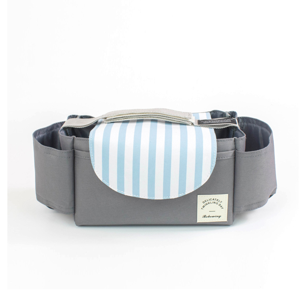 Baby Stroller Accessories Diaper Pocket Portable Pushchair Cup Holders Hanging Storage Bag Pram Buggy Multifunctional Convenient