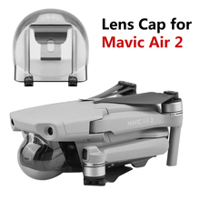 Объектив крышка для Dji Mavic Air 2 PTZ замок стабилизатор камера защитный чехол дрон аксессуары объектив защита крышка для mavic air2