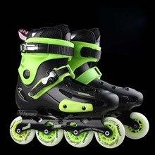 Skate-Skating-Shoe Roller-Skates Inline-Roller Sneaker Professional Adult Women Man Sliding-Free