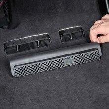 Para audi a5 s5 rs5 2008-2020 assento de carro ac aquecedor de ar condicionado duto grade saída de ventilação capa protetora adesivos