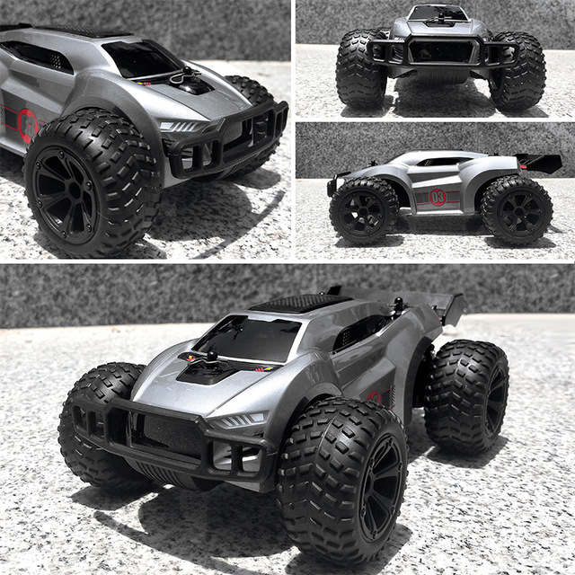 New 2.4G RC Cars Remote Control High-speed Four-wheel Drifting SUV Children's Educational Remote Control Toy kids xmas gifts 6