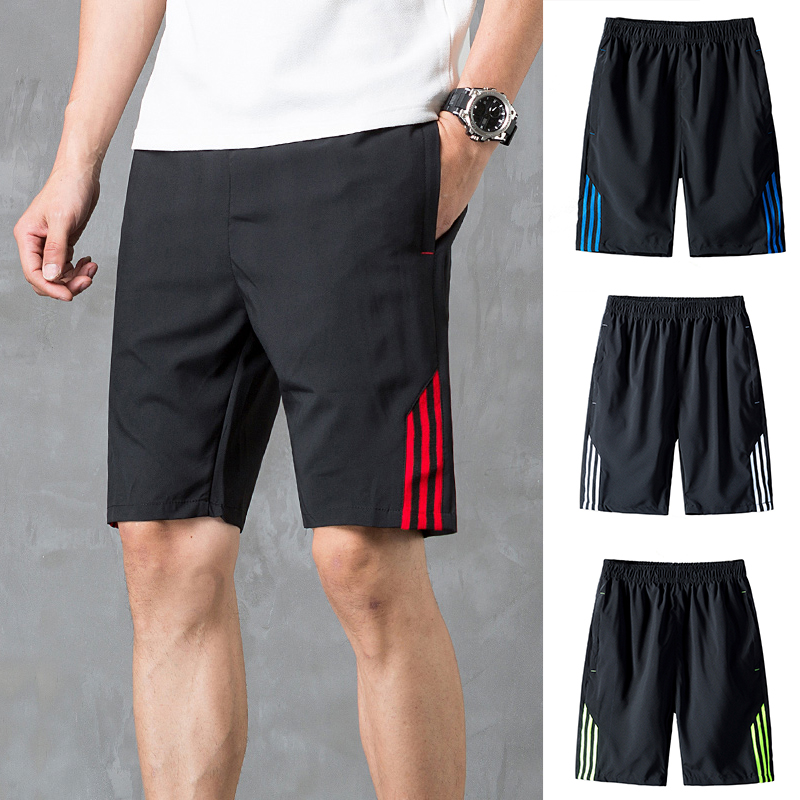 Gym Joggers Casual Sportswear Shorts Mens Tracksuits Fitness Clothing Short For Man Boardshort Sweatpants Male Trousers 2020 New