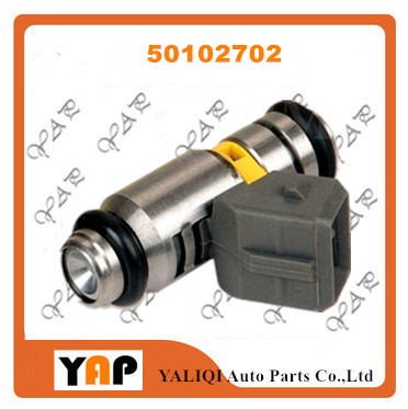 NEW Fuel Injector (4) FOR FITFIAT DOBLO PALIO SIENA 1.8L <font><b>8V</b></font> L4 IWP157 50102702 2008-2014 image