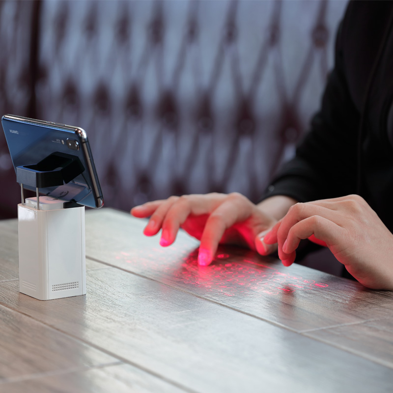 Bluetooth Virtual Laser Projection Keyboard 3