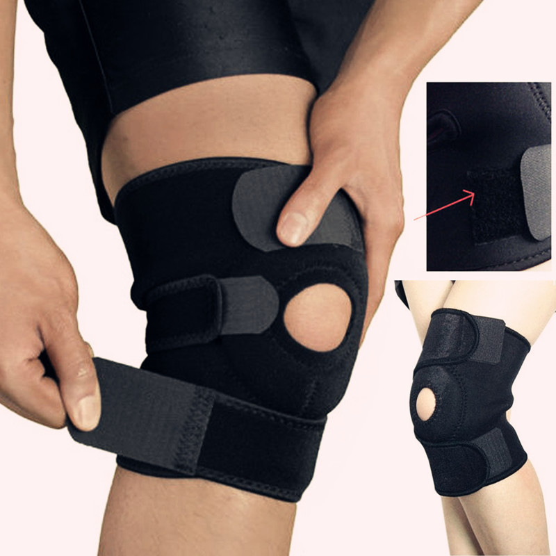 Fitness Knee Support Patella Belt Elastic Bandage Tape Sport Strap Knee Pads Protector Band For Knee Brace Football Sports