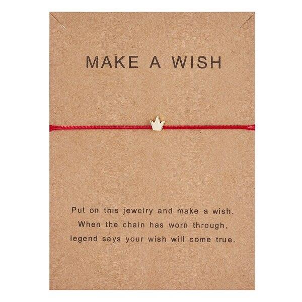 10*7,5 см Загадай перец узкое платье тканые регулируемый браслет Модные украшения подарок для Для женщин, Для мужчин, для детей - Окраска металла: BR18Y0391-2