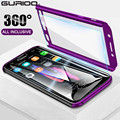 Чехол с полным покрытием 360 градусов для Samsung S20 FE S10 Lite S9 S8 S7 S6 Edge Plus Note 3 4 5 8 9 10 Pro 20, ультражесткий противоударный чехол