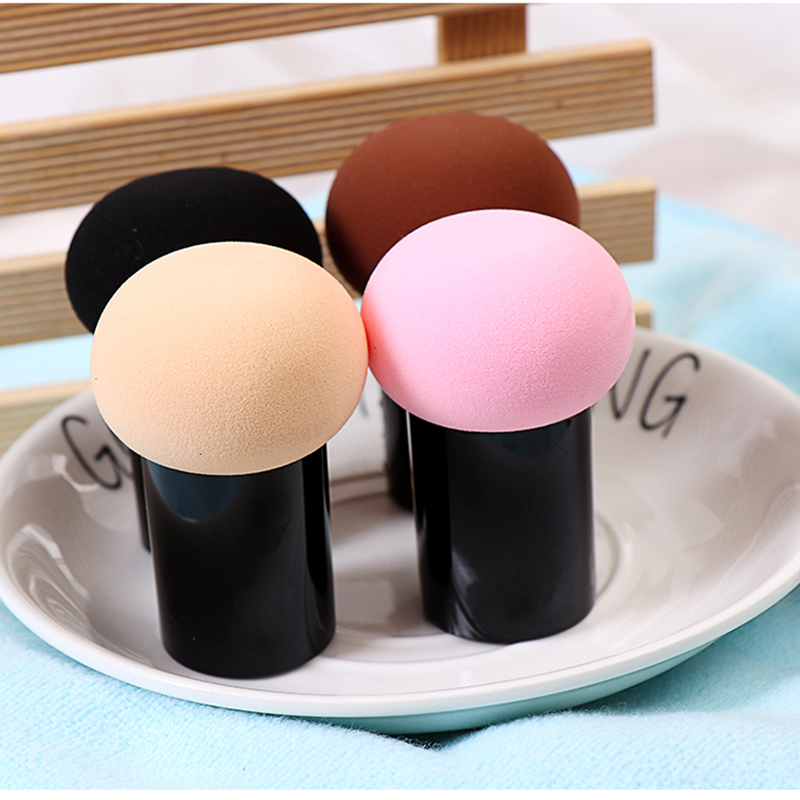 1PC Cosmetic Sponge Facial makeup Soft Smooth Lady Beauty Makeup Foundation Powder Puff