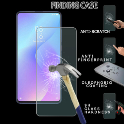 На Алиэкспресс купить стекло для смартфона tempered glass screen protector suitable for xiaomi mi 9t/mix 3 5g/mix 3/redmi k20 explosion-proof screen protector glass film