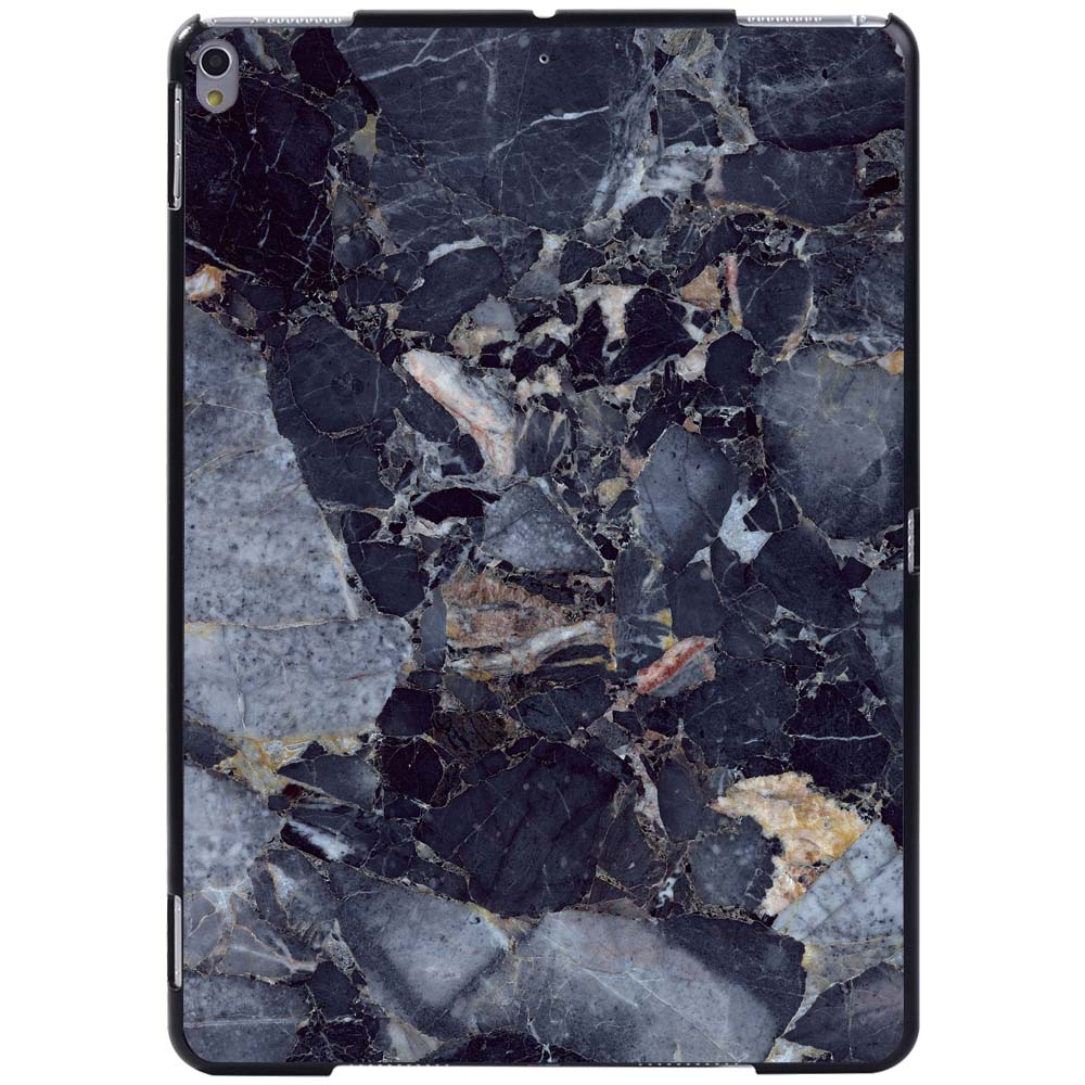 dark blue grey Blue For Apple iPad 8 10 2 2020 8th 8 Generation A2428 A2429 Slim Printed Marble tablet