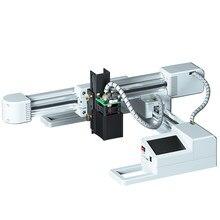 30W 20W bricolage ordinateur Laser graveur Logo marque imprimante Cutter sculpteur gravure sculpture Machine 6.1*6.9 pouce sculpture zone