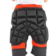 Защитные подушечки для катания на роликах, шорты для спорта на открытом воздухе, Защитные шорты для катания на роликах, защита от падения, защитное снаряжение для катания на роликах