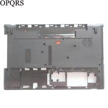 Novo caso inferior para acer aspire v3 V3-571G V3-551G V3-571 q5wv1 base capa série notebook computador portátil substituição