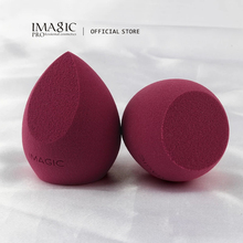 IMAGIC Makeup Sponge Professional Cosmetic Puff For Foundation Concealer Cream Make Up Soft Water Sponge Puff Wholesale