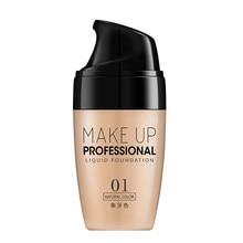 1 sztuk pełne pokrycie twarzy fundacja korektor Tone krem kontrola oleju trwały makijaż kosmetyki konturowanie matowy baza makijaż TSLM1