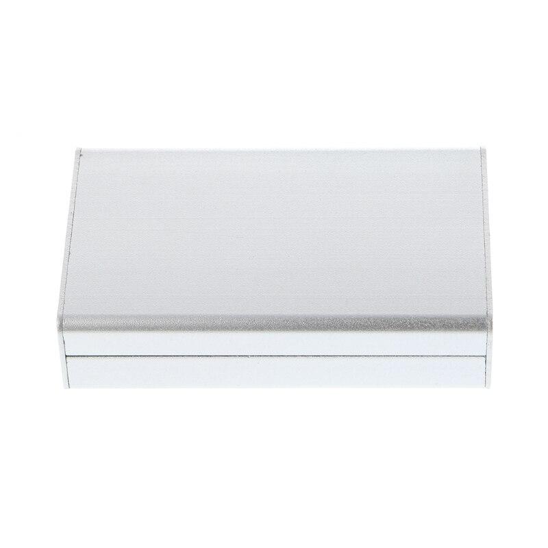 Aluminum Project Box Enclosure Case Electronic DIY Instrument Case 80x50x20mm