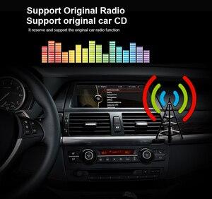 Image 2 - アンドロイド 10 4 + 64 車のプレーヤー、bmw 5 シリーズE60 E61 E63 E64 bmw 3 シリーズE90 E91 e92 車dvdオーディオステレオgpsモニターオールインワン