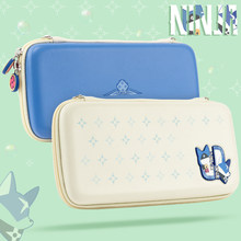 Ninja Cat Storage Bag Box Hard Shell Accessories for Nintend Switch Console Monster Hunter RISE NS Joy-Con Protective Case Cover