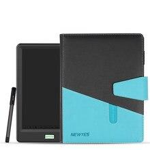 NEWYES-Tableta inteligente de 2ª generación SyncPen2, Tablet de escritura a mano con dientes azules, sincronización y memoria