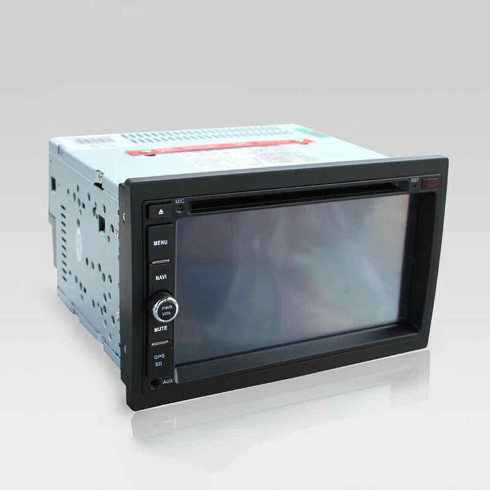 Din インストールダッシュベゼルパネル取付フレームのためのカーステレオのラジオ Dvd プレーヤーカーオーディオ修理されたフレーム