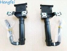 HengFei Original Car accessories Headlight spout for Mitsubishi Lancer EX Headlight cleaning nozzle Baptismal motor