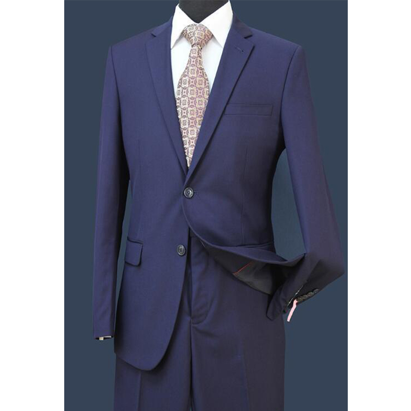 New Formal Two PiecesTuxedos Suits Men Wedding Suit Slim Fit Business Groom Best Man Suit For Party Evening Wear Wedding Dress