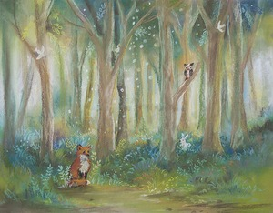 Image 2 - Avezano Forest animals spring Owl decorations Photo Backdrops Kids Baby Shower Photography Background for Photo Studio Banner