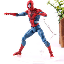 The Avengers MAFEX No.075 Spiderman Amazing Spider Man PVC A