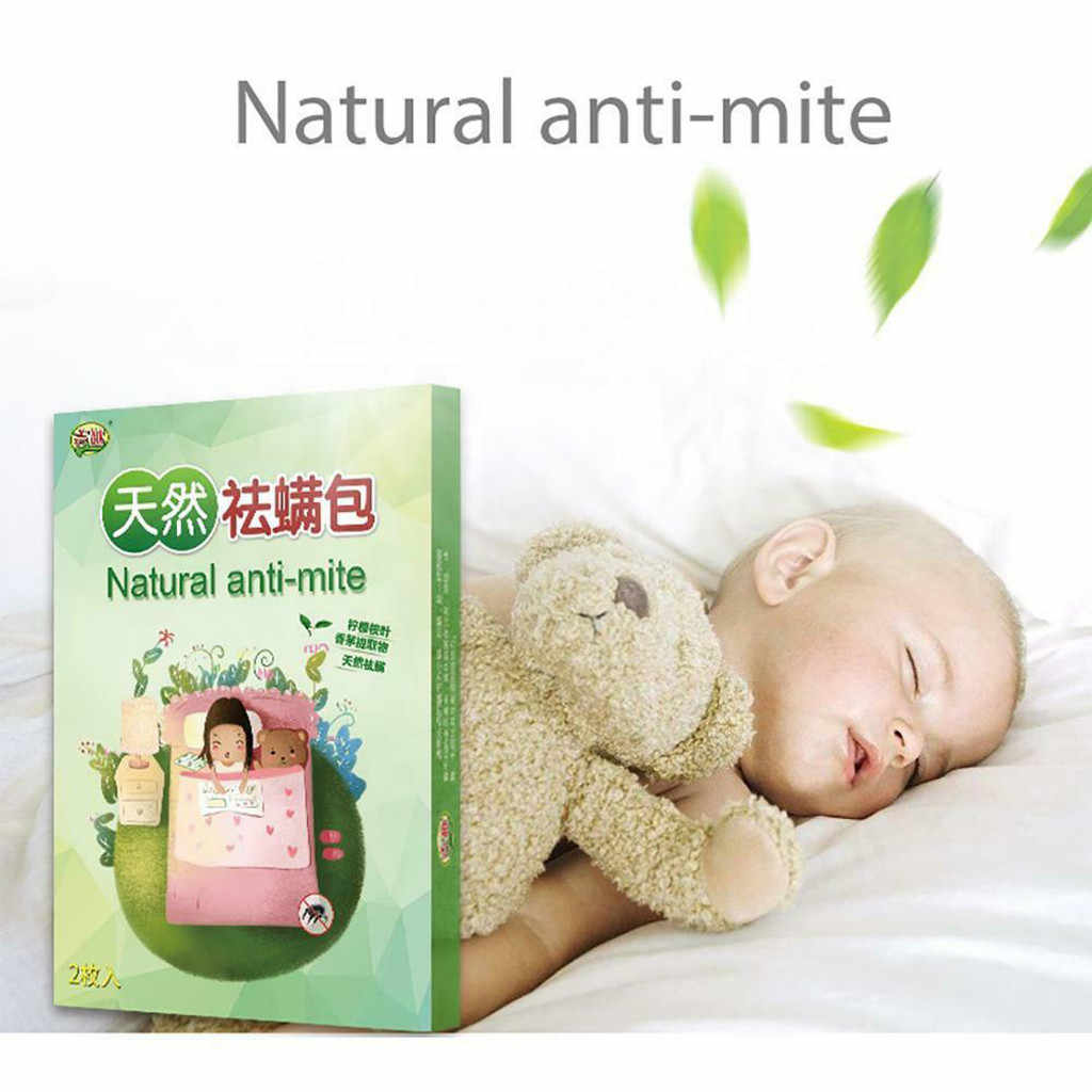 2020 ドロップシッピング天然ダニキラー天然の抗ダニ植物エキス非毒性安全ダニ除去アーティファクト害虫駆除
