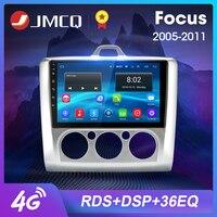 2Din Android 8.1 2G+32G 4G 9 Car Radio Multimedia Player GPS Navigation for Ford Focus EXI MT/AT 2 3 Mk2/Mk3 2005 2011 2 DIN