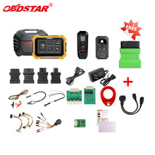 OBDSTAR X300 PAD2 X300 DP PLUS C แพคเกจเต็มรุ่น 8 นิ้วแท็บเล็ตสนับสนุนการเขียนโปรแกรม ECU และ Toyota SMART key