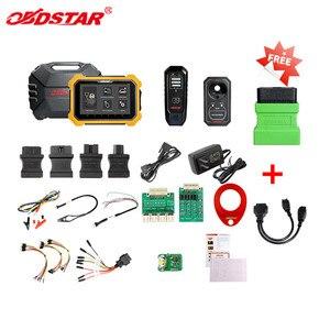 Image 1 - OBDSTAR X300 PAD2 X300 DP Più C Cornici E Articoli Da Esposizione Versione Completa 8 pollici Tablet Supporto di Programmazione ECU e Per Toyota Astuto chiave