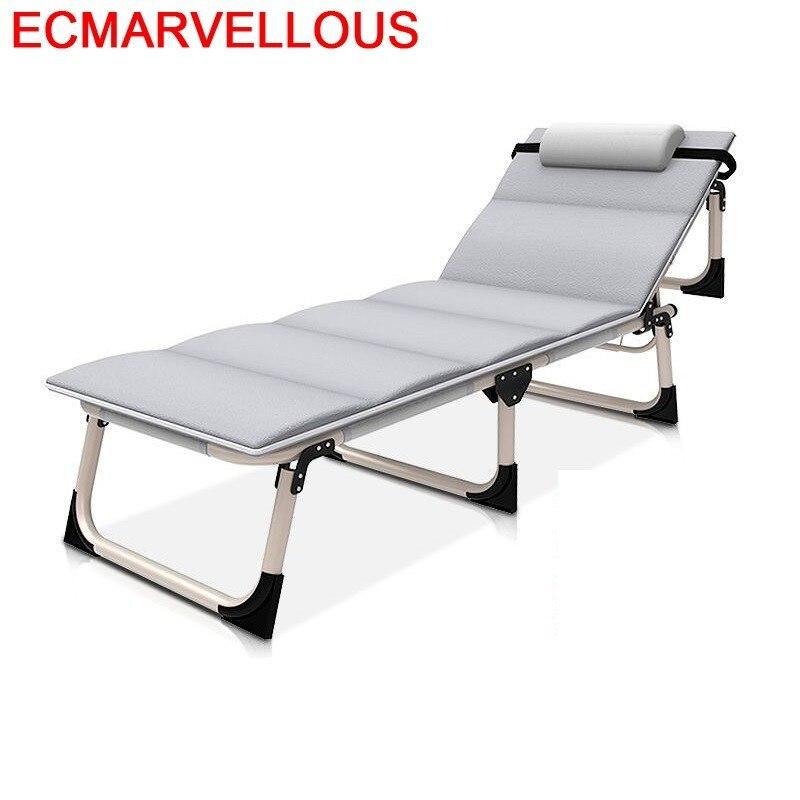 Playa Tumbona Para Mueble Camping Salon De Jardin Exterieur Moveis Chair Garden Outdoor Furniture Folding Bed Lit Chaise Lounge