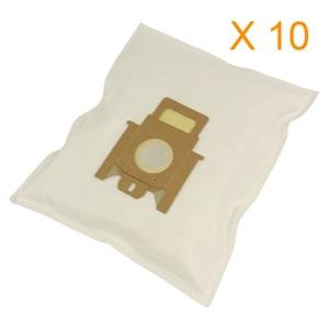 Image 1 - 10pcs 후버 TYPE H60 H30 H52 ENIGMA TE7 TE70 TEN2400 ARIANNE telios 먼지 가방 T2100 T2599 T2615 T2621 T2740 T2760