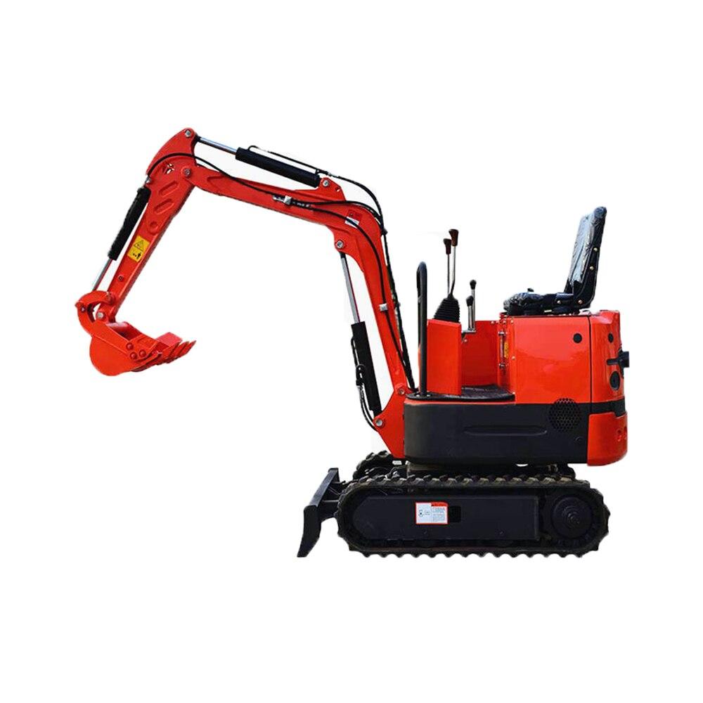 Mini Excavator Prices 1000 Kg Crawler Excavator 1 T Mini Digger In USA