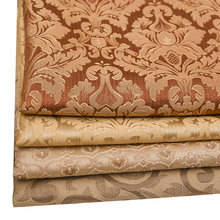 "Wide 57"" Jacquard Damask Chenille Upholstery Sofa Fabric Curtain Dining Chair Cover DIY Decorative Cloth Pillow Cushion Matreial(China)"