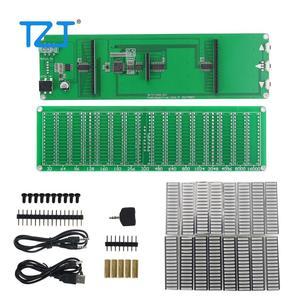 Image 2 - TZT 16 רמת LED מוסיקה ספקטרום אודיו רמת מחוון מוסיקה תצוגת DIY גמור ערכות AK1616