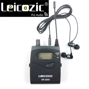 Image 1 - Leicozic Receiver for in ear monitor systems bk2050 SR 2050 sr2050 iem monitoring wireless systems for stage musical instrument