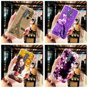Anti-knock Brand New Phone Case For ZTE Blade Z MAX Pro Z981 Cartoon Anti-dust Thin Silicone