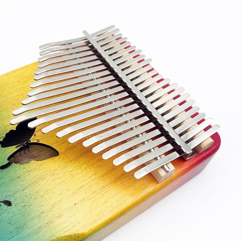 mbira instrumento musical áfrica dedo piano com