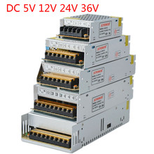 5V 12V 24V 36 V Powr Suply Smp 5 12 24 36 V AC-DC 220V 5V 12V 24V 36 V 1A 2A 3A 5A 10A 20A 30A Swihing Poer Suply Sps(China)