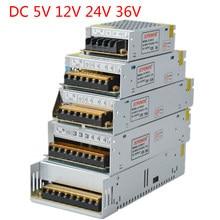 5 в 12 В 24 в 36 В Powr Suply SMP 5 12 24 36 В переменного тока в постоянный ток от 220 В до 5 В 12 в 24 в 36 В 1A 2A 3A 5A 10A 20A 30A Swihing адаптер питания SPS