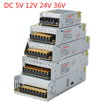 5V 12V 24V 36V Powr Suply SMP 5 12 24 36 V AC to DC 220V TO 5V 12V 24V 36V 1A 2A 3A 5A 10A 20A 30A Swihing Poer Suply SPS image