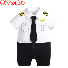 New Born Baby Romper Clothing Summer Gentleman Rompers Baby Boys Cotton Jumpsuit Baby Boy Clothes Newborn Unisex Thin Costumes 3pcs baby clothes set gentleman baby boy rompers boys rompers cotton sets