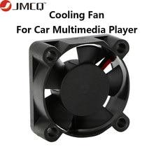 Jmcq rádio do carro ventilador de refrigeração radiador de rádio android
