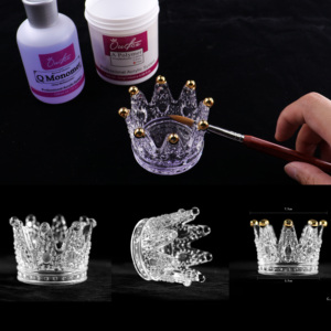 Image 5 - 138ml Monomer Acrylic Powder Liquid clear color acrylic nail kit powder and nail liquid art manicure tool for nail extension set