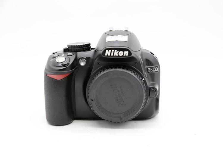 Бывший в употреблении Nikon D3100 14,2 мегапикселей формат DX CMOS сенсор 1080p HD корпус цифровой зеркальной камеры
