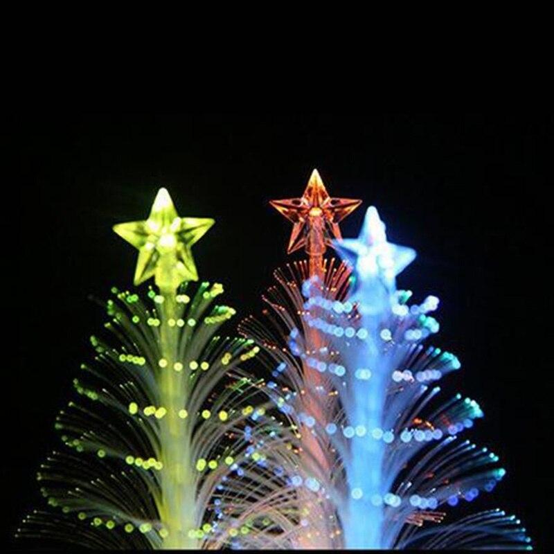 Рождественская елка мигающий светодиодный ночник Рождественские вечерние украшения